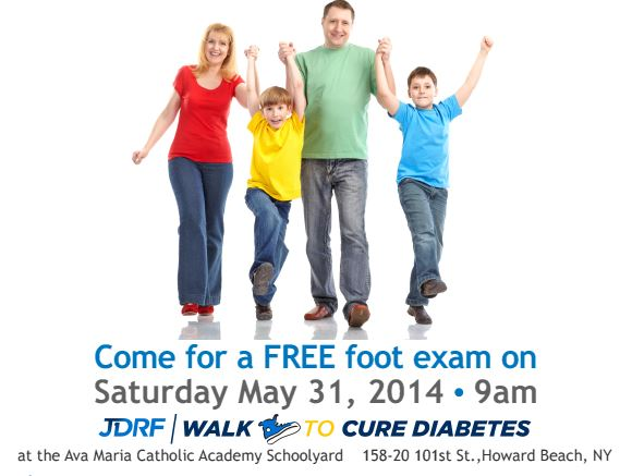 2014 Howard Beach Juvenile Diabetes Walk (JDRF)